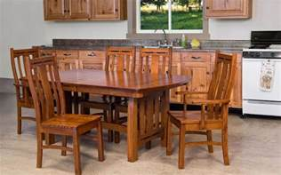 Amish Cabinet Makers Wisconsin by Amish Dining Room Furniture Wisconsin How To Make Table