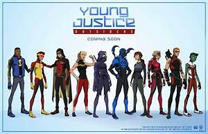 SDCC 2017 & Young Justice Season 3 Spoilers: Full Cast ...
