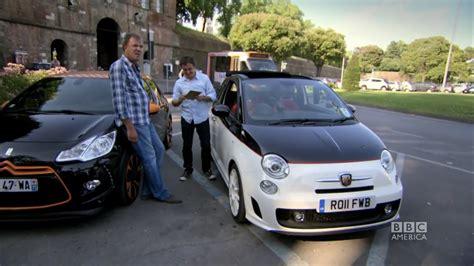 Top Gear Fiat Abarth by Sneak Peek Top Gear Ep 2 The Hatchback Challenge