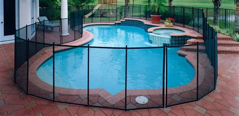 ideas for pool fencing pool fence ideas for beauty privacy and safety homestylediary com