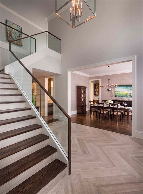 Glass Banisters For Stairs - best 25 glass stair railing ideas on glass