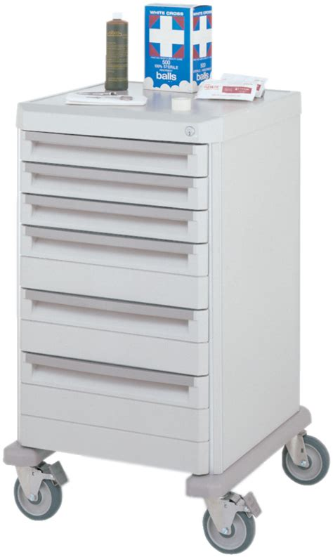 LABREPCO | Starsys® Single Wide Fume Hood Storage Cart in ...