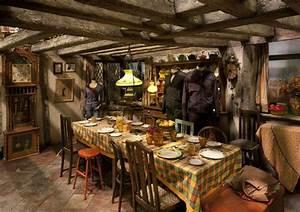 Warner Bros Studio Tour London - Les coulisses de Harry