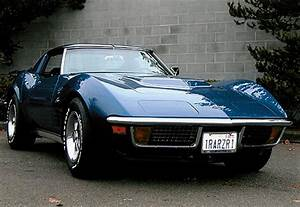 1972 CHEVROLET CORVETTE LT1 ZR1 COUPE