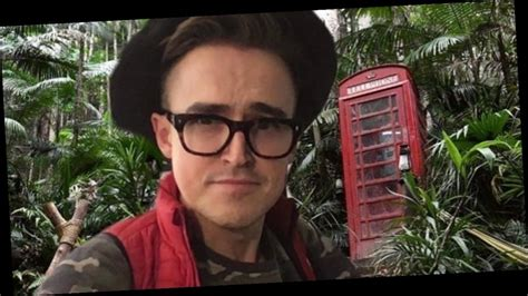 Tom Fletcher is adorable in last call to wife Giovanna ...