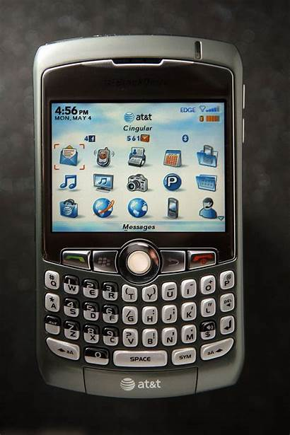 Phones Cell Blackberry Getty Mtv Obsessed 90s