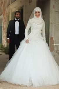 islamic wedding dresses with hijab weddings eve With muslim wedding dress with hijab