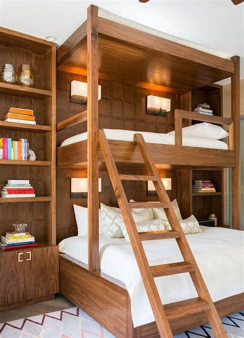Futon Bunk Beds by 30 Modern Bunk Bed Ideas That Will Make Your Lives Easier