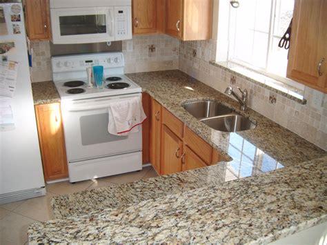 santa cecilia granite with tile backsplash nc