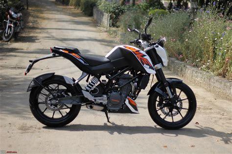Ktm Duke 200 Image by Review Ktm Duke 200 Team Bhp