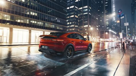 porsche cayenne coupe    wallpaper hd car