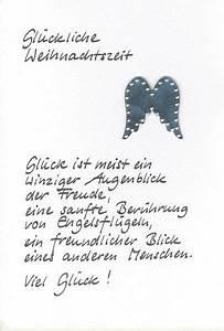 Weihnachtswünsche Ideen Lustig : weihnachtskarte gl ck von kartenfreude auf ~ Haus.voiturepedia.club Haus und Dekorationen