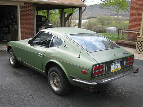 Datsun 260z by File 1974 Datsun 260z Mt4 Jpg Wikimedia Commons
