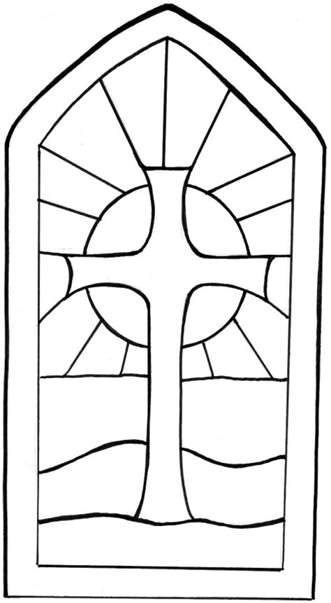 stained glass christmas  color black  white clipart   cliparts  images