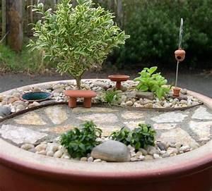 Zen Garten Anlegen : so k nnen sie einen mini zen garten kreieren ~ Articles-book.com Haus und Dekorationen