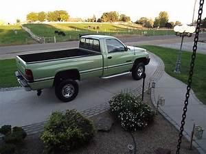 Buy Used 1995 Dodge 2500 4x4 Diesel 12 Valve Good Truck In