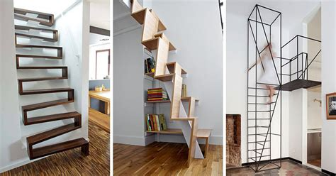 Home Design Ideas For Small Spaces by 13 Stair Design Ideas For Small Spaces