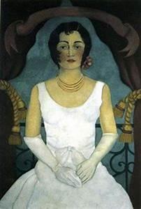 Frida Kahlo Kunstwerk : raucht l von frida kahlo 1907 1954 mexico ~ Markanthonyermac.com Haus und Dekorationen