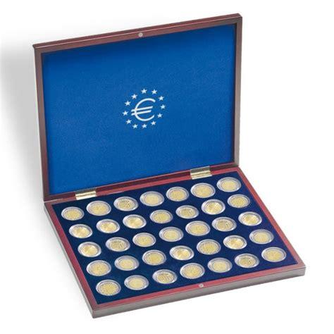 Monētu kaste VOLTERRA de Luxe 35 monētu kapsulām    Smart Deal