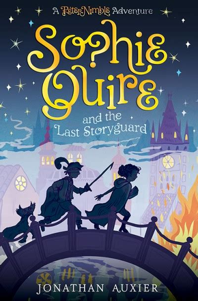 sophie quire storyguard hardcover abrams