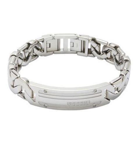 fossil herren edelstahl armband jf 87568 galeria kaufhof ansehen
