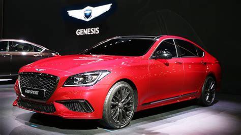 Genesis G80 Sport
