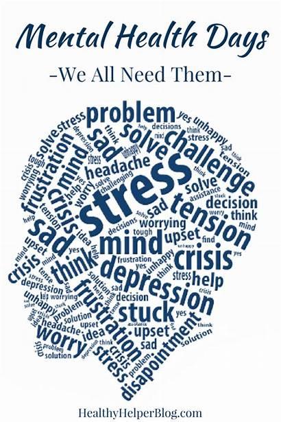 Mental Health Days Important Why Healthyhelperblog Short