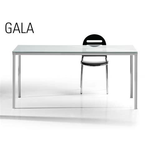 bureau de travail blanc table de salle à manger ou bureau de travail gala