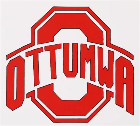 Ottumwa High School unveils new logo and mascot images ...