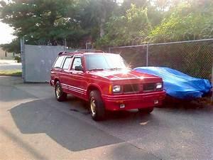 1993 Oldsmobile Bravada - Overview