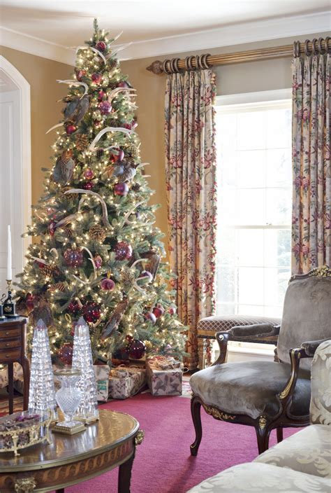 inspirational christmas decorated interiors