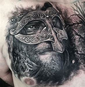 58 Ancient Norse Tattoos for Mythology Lovers (2018 ...