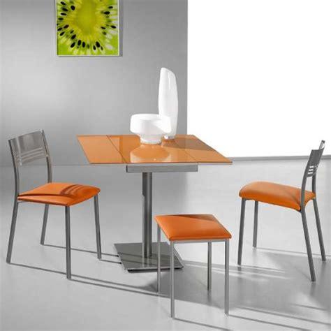 table de cuisine extensible table de cuisine moderne extensible en formica smart 4