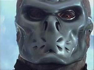 Jason masked and unmasked - YouTube