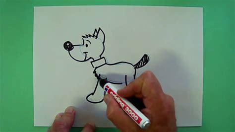 Wie Malt Einen wie malt einen hund