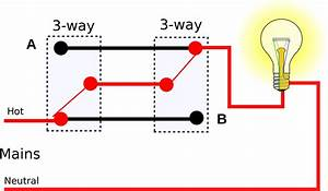 Clipsal 2 Way Light Switch Wiring Diagram