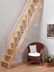 loft treppe tb davies madrid wooden loft stair 1 x handrail kit fsc certified wood ebay