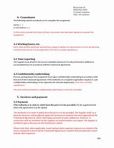 unusual supplier agreement template pictures inspiration With water supply agreement template