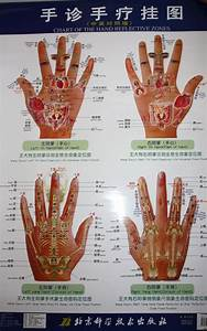 Chinese Foot Chart Foot Hand Reflexology Reflexology Is A Pleasant Way To