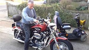 Harley Davidson 2012 Sportster Custom 1200 Vance  U0026 Hines