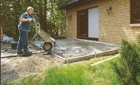 Die Bodenplatte Selbst Betonieren Auf Den Fundamentplan Kommt Es An by Beton Selbst De
