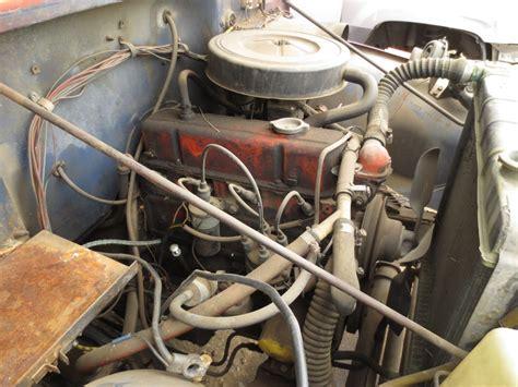 junkyard find  kaiser jeep dj   factory chevy