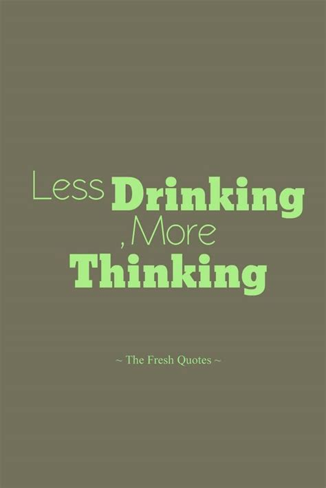 funny anti drinking quotes