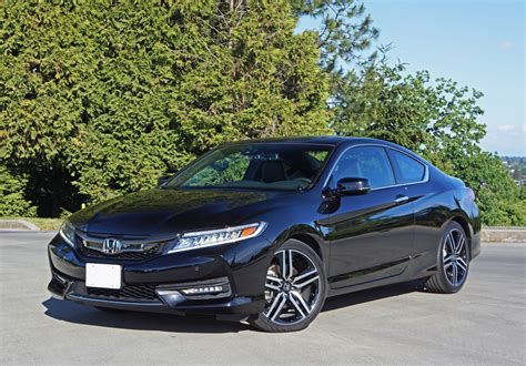 honda accord coupe touring  road test review