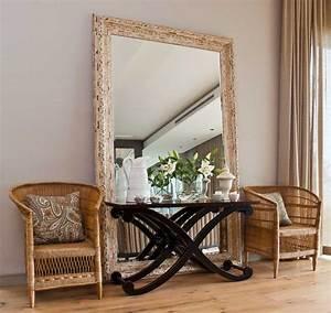 Großer Spiegel Ohne Rahmen : spieglein spieglein an der wand ~ Michelbontemps.com Haus und Dekorationen