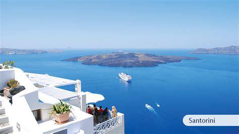 10 Days Milos Folegandros Santorini Vacation Package