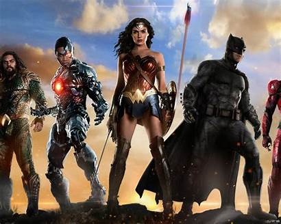 Justice League Poster Resolution Wallpapers