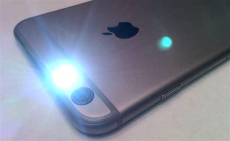 phone call flash light iphone 6 6s plus tips tricks call text indicator