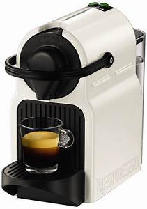 Nespresso Inissia Krups : nespresso inissia coffee capsule machine by krups white ~ Melissatoandfro.com Idées de Décoration