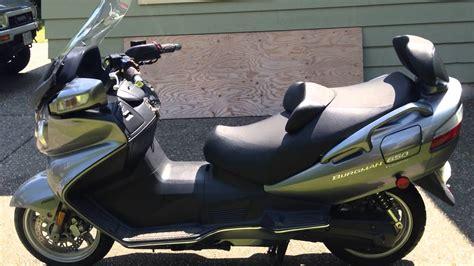 Suzuki Bergman 650 by Suzuki Burgman 650 Executive For Sale